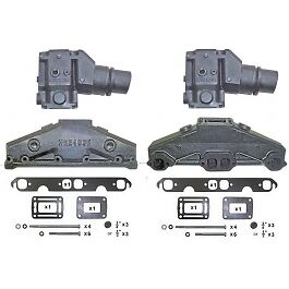 Volvo Penta and OMC Manifold and riser set V8 and V6 prices vary