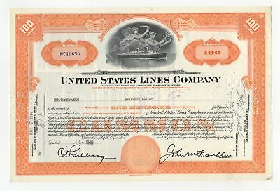 William Vincent Astor - United States Lines Co