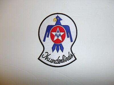 b2328 USAF Thunderbirds  Demonstration Team patch medium