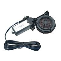 SPAL 33010137 A Deluxe Motor Assembly