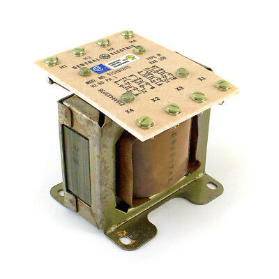 General Electric Dry Type Industrial Control Transformer 9T58B2875