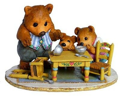 Wee Forest Folk BB-5a The Bear Family Special Ltd