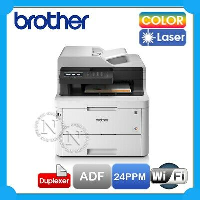 Brother MFC-9340CDW 4-in1 Wireless Color Laser MFP Printer+Duplex Scanning TN251