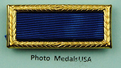 Army Presidential Unit Citation Ribbon with large frame 802rlf