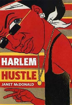 Harlem Hustle by Janet McDonald (English) Paperback Book Free Shipping!