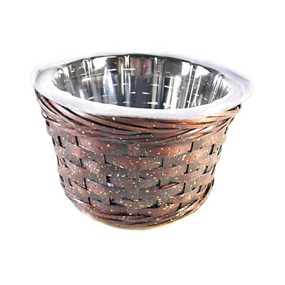 "Case of 24 pcs Wicker FTD ""Stay in Touch"" Baskets NEW"