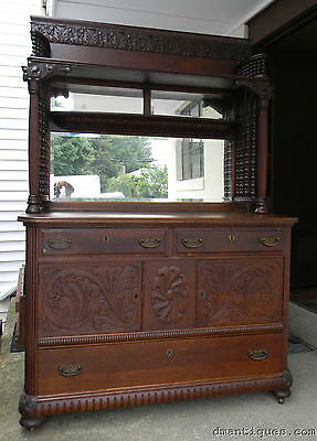 1800 1899 Sideboards Amp Buffets Furniture Antiques Page