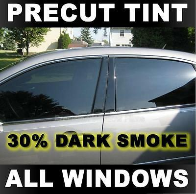 Precut Window Tint for Chevy Silverado, GMC Sierra Extended Cab 2007-2013 -30%