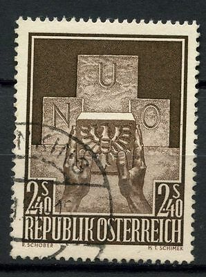 Austria 1956 SG#1282 United Nations Org. Used #A41348