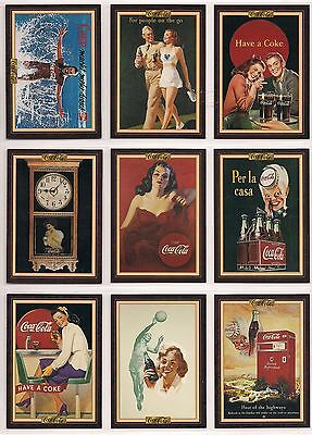 COCA COLA COLLECTION ~ 1994 Card Set Series Three ~ COMPLETE SET