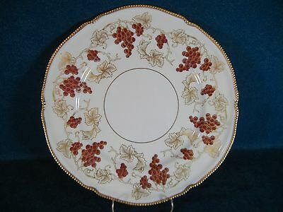 Castleton Grapes and Vines Gold Trim Dinner Plate(s)
