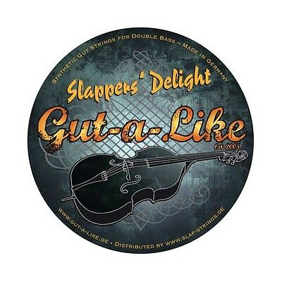 Gut-a-Like Slappers Delight Bass Saiten Kontrabasssaiten neu