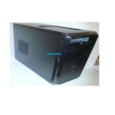GENUINE DELL VOSTRO 260 TOWER CHASSIS inc POWER BUTTON FRONT USB ACCESS COVER