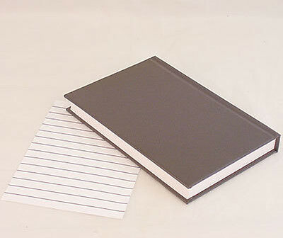 "JOURNAL REFILL Oberon Design SMALL 4""x6.25"" unlined blank book insert 220-page"