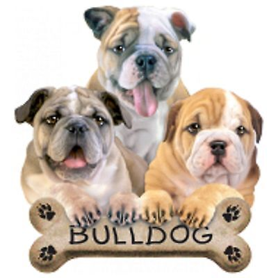 Bulldog Puppies & Bisquit Tote
