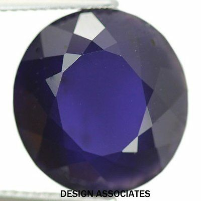 Iolite Oval Cut 10 X 8 Mm Only All Natural Aaa