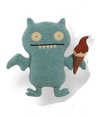 Gund - Uglydoll -  Foodies  -  Ice Bat - Chocolate Dipped Ice Cream Cone
