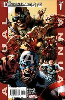 Ultimates 2 Annual #1 Comic Book Marvel 2005