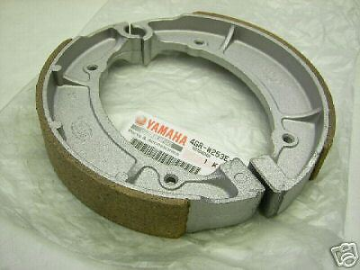 Brake Shoes - Will Fit Front And Rear Wheel  Xt 250 Dt 175 + Rear Drum Xt 600 H