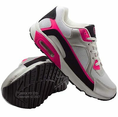 New Ladies Trainers Womens Sports Running Jogging Gym Walking Shoes Sizes 3-9