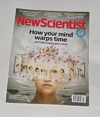 New Scientist Magazine 24Th October 2009 - How Your Mind Warps Time