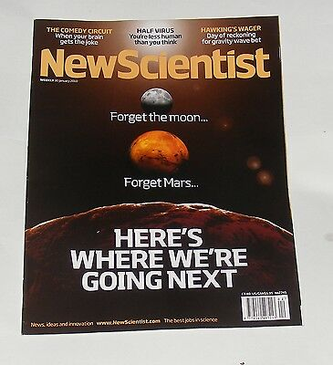 New Scientist Magazine 30Th January 2010 - Here's Where We're Going Next