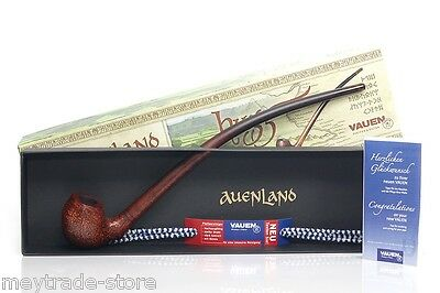 VAUEN Auenland Hugg pipe - sandblast with all papers new collectible