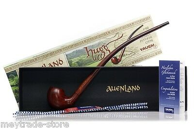 VAUEN Auenland Hugg pipe - smooth luxury collectible with all papers