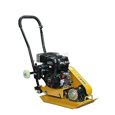 Compactor Compaction Plate Tamper Heavy Duty Cast Activator HS-60 with Wheels