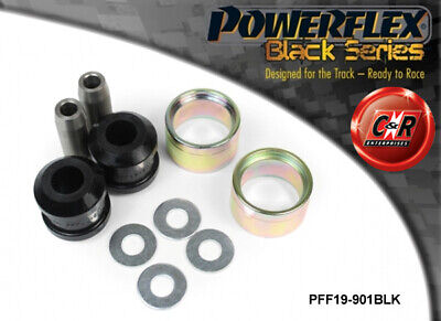 FordEscortMk5,6 RS2000 4X4 92-96 Powerflex BlackFrWboneFrBushes47mm PFF19-901BLK