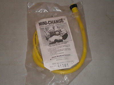 *NEW* WOODHEAD HARRISON 20/' 5P 16//5 AWG PVC CORD 115020A01F200 REPLACES 41529