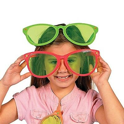 "Super Sized Jumbo Party 11"" Dress Up Costume Sunglasses"
