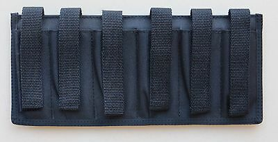 Six Pack Magazine Pouch Colt 45, Springfield 1911 Single Stacked Mags 7- 9 rds
