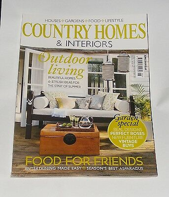Country Homes & Interiors June 2009 - Outdoor Living/garden Special