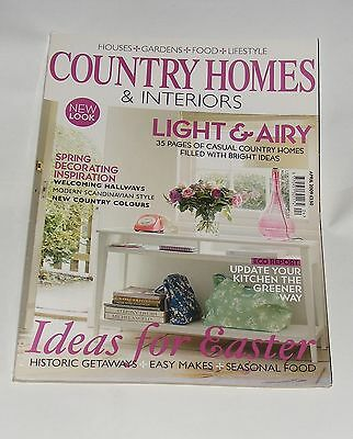 Country Homes & Interiors April 2009 - Light & Airy/ideas For Easter