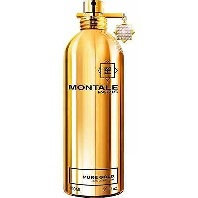 PURE GOLD 100ml EDP MEN PERFUME by MONTALE