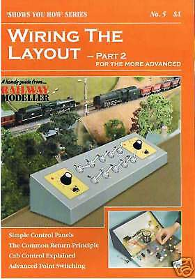 Peco Shows You How Booklet No.5 Wiring the Layout Part 2 Model Railway New
