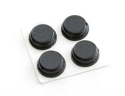 StarTech.com Self-Adhesive Rubber feet for PC Cases (4 Pack)