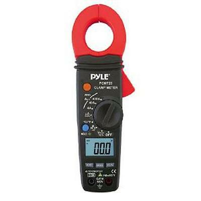 PYLE PCMT20 Digital AC/DC Auto-Ranging Clamp Meter Test Testing Equipment NEW