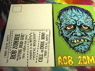 Rob Zombie - Postcard For Living Dead Girl Video - K@@l