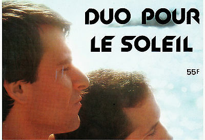 "Magazine ""duo Pour Le Soleil"" (1979) Lgbt / In French And German / Gay Interest"