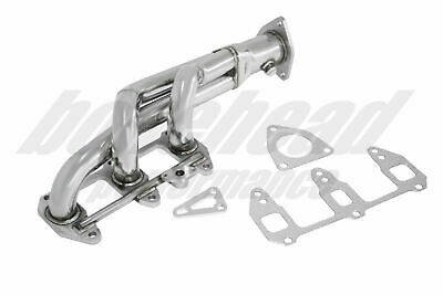 Manzo Performance Stainless Exhaust Manifold 2004-2010 Mazda RX-8 SE3P