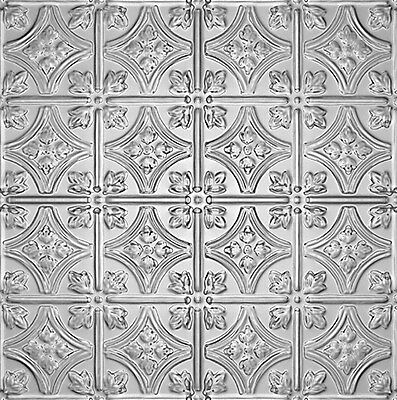 Tin Ceiling Tile Pattern 0604-Multiple Colors Available!