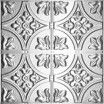 Tin Ceiling Tile Pattern 1204-Multiple Colors Available!