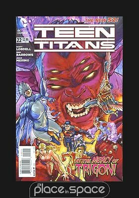 Teen Titans # 22 - Cover A - Dc New 52