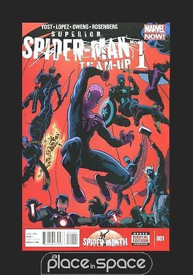Superior Spider-Man Team Up #1A