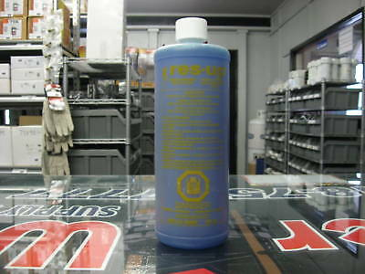 RES-UP WATER SOFTENER RESIN CLEANING SOLUTION