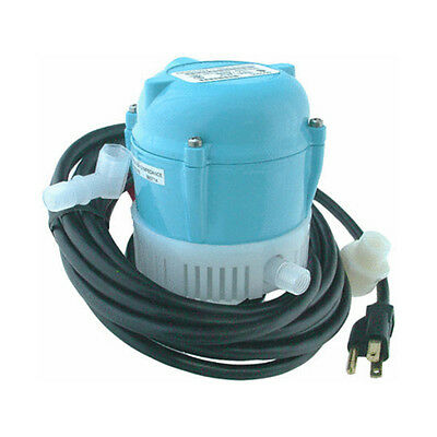 Little Giant 500500 1-Aa-18 170 Gph Submersible Cover Pump With 18Ft Cord