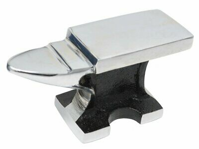 Chrome All Purpose Jewelers Horn Anvil 2 lb 6oz Bench Metalsmith Forming Tool
