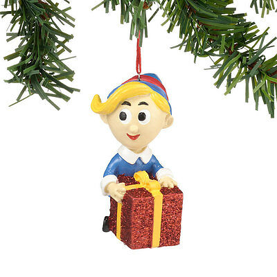 Hermey with Gift Ornament  From Enesco